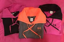 Women's Under Armour Tech Fleece Hoodie Cold Gear NWT 1250633