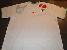 Algeria Away Football Shirt 2010-2011 Puma  BNWT. International Shirt