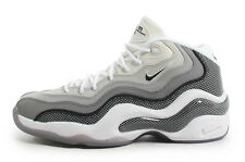 Nike Air Zoom Flight 96 [317980-001] NSW Basketball Matte Silver/Grey-Black