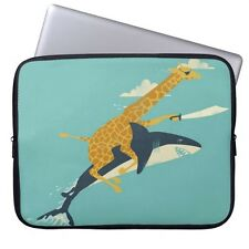 """11""""13 15"""" Waterproof Laptop Sleeve Case Bag Cover For MacBook Pro Air HP Dell"""