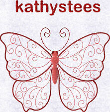 Butterflies2- Machine Embroidery Designs Set of 10 On CD