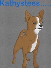 Chihuahua Dogs  - Machine Embroidery Designs Set of 10 On CD