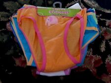 NEW NWT girls panty panties Princess Elephant 7 Day of the Week set 2t 3t 4t