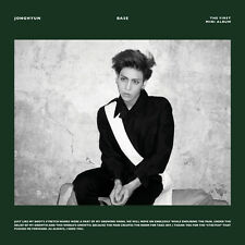 JONGHYUN (SHINee) - Base (1st Mini Album) [Random Cover] CD+Photocard+Poster