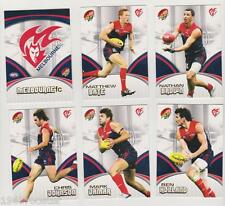 MELBOURNE DEMONS 2007 SELECT CARD NUMBERS 112 TO 123,$1 EACH