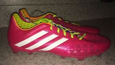 NEW Mens 13 ADIDAS Predator Absolion LZ TRX FG Berry Soccer Cleats Futball Boots