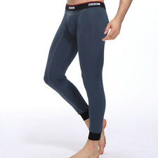 NEW Fashion Men's Cotton Thermal underwear Bottom Long Johns all size