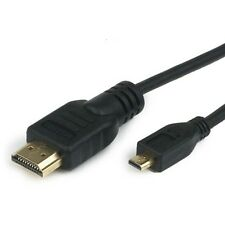 E-6ft HDMI Male to Micro HDMI Adapter Converter Cable For Tablet eReader PAD c44