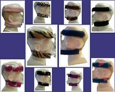 MASK STRAP COVERS for CPAP BiPAP + VENTILATORS - Stops Face Marks - Sleep Apnoea