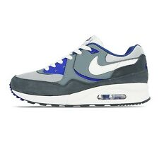New Nike Junior Air Max Light (GS) Trainers Magnet Grey/White / Size UK 4