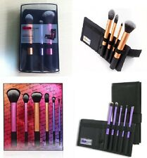 Real TECHNIQUES Makeup Core Collection/Starter Kit/Travel Essentials Brush Set N
