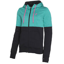 Volcom Shaker Womens Zip Hoody - Black Green All Sizes