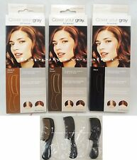 COVER YOUR GRAY HAIR COLOR COMB- 3 COLORS *US SELLER*