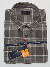 Marks and Spencer M&S - BLUE HARBOUR - THERMAL Checked Shirt  - BRAND NEW!