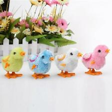 Cute Baby Kids Toddler Multicolored Wind-up Walking Chick Toys Clockwork Toys