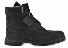 """TIMBERLAND MEN'S 6"""" INCH WATERPROOF LEATHER BOOT BLACK 19039 SELECT SIZE"""