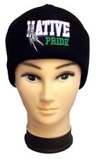 1Pc or Wholesale Lot 6Pc Native Pride Embroidered Beanies/Winter Caps (EZWCNP26)