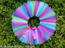 BABY/TODDLER/XMAS TUTU FOR BIRTHDAY/DRESS UP/FLOWER GIRL/CAKE SMASH *USA SELLER*