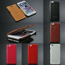 Ultra Slim Luxury Leather Wallet Book Flip Case Cover for iPhone 6 6 Plus