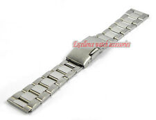 Special:Women 316L Pure Solid Stainless steel Watch Bands Strap Bracelets S3