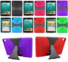 For Google Nexus 9 Tablet Armor Rugged Shield Protective Hard Soft Cover Case