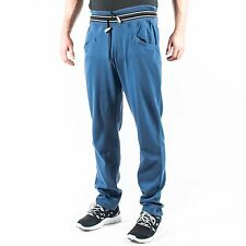 PUMA MENS ALEXANDER MCQUEEN MN SPORTY SWEAT PANTS DARK DENIM 555266 02
