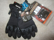 NEW Thermologic Heated Gloves $200 Rechargable Battery Cold Weather M, L, XL