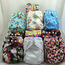 SunBaby Cloth Diaper - SIZE 1 w/insert Ships FAST from USA