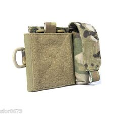 MOLLE SAF Admin panel with pouch suit Armour Carriers chest rigs, packs, webbing