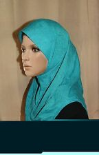 1 piece Cotton Amira Jersey Sporty Knit Shayla Underscarf NEW NWT Shawl Hijab