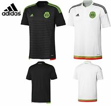 Mexico Adidas  Soccer Jersey Authentic Away and Home Adidas 2015 Adult Sizes