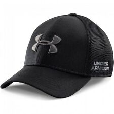 Under Armour Mens UA Golf Mesh Stretch Fit Cap / Hat  - M/L or L/XL