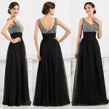CLEARANCE~Long Short Evening Ball gowns Pageant Cocktail Bridesmaid prom dresses