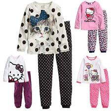 Children Clothing set girl clothes Shirt And Pants  Cotton 1-7yrs Kids Clothing