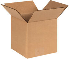 Corrugated Cardboard Boxes -Double Wall 120k/bc/t - Various Sizes/Amounts
