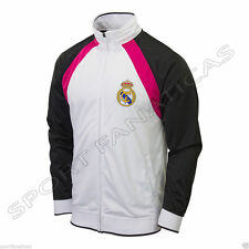 REAL MADRID JACKET YOUTH KIDS JERSEY ZIP UP CRISTIANO RONALDO HOODIE KID SOCCER