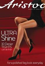Aristoc Ultra Shine STW Pantyhose Sexy Nylon Glossy Tights 5 Colors & 4 Sizes!