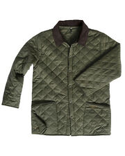 HOGGS OF FIFE Lauderdale Quilted Jacket GREEN