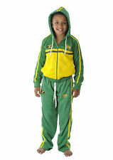 CHILDREN LION OF JUDAH Rasta JAMAICA HOODIE TRACKSUIT - FREE UK P&P!