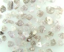 Natural loose Bead Diamond pink color 25 pieces or 100 pcs lot