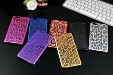 Materic Marc Jacobs transparents Case Cover For iPhone5 5s 6 & 6 Plus