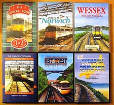 Video 125 Drivers Eye View Railway DVDs | Diesel & Electric Train Films