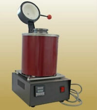 2KG Mini Melting Metal Furnace, Electric Fusion Furnace,Jewelry Casting Machine