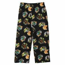 Boys Teenage Mutant Ninja Turtles Pajama Sleep Pants Cotton Pizza Time Underwear