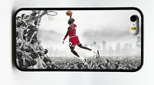 BRAND NEW MICHAEL AIR JORDAN BULLS BLACK CASE FOR IPHONE 6 6 PLUS 5 5S 5C 4 4S