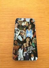Tupac Phone Hard Case Cover - Fits Iphone 4,4s,5,5s,5c,6,6+ 2pac Collage