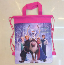 Disney Frozen Backpack Swimming Clothes Environmental PE Toy Drawstring Bag NEW