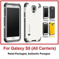 PureGear Dualtek Extreme Impact Protector Cover Case for Samsung Galaxy S 5