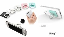 AAUXX iRing-Grip & Stand holder with Mount-Secure Grip for Photos & Selfies-