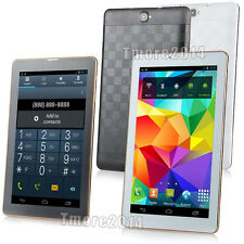 "New 9"" Google Android Phablet 3G Smart Phone Tablet Dual Sim 8GB GPS Bluetooth"